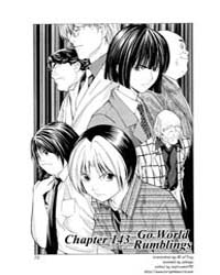 Hikaru No Go 143 : Go World Rumblings Volume Vol. 143 by Yumi, Hotta
