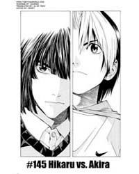 Hikaru No Go 145 : Hikaru Vs Akira Volume Vol. 145 by Yumi, Hotta