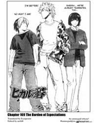 Hikaru No Go 169 : the Burden of Expecta... Volume Vol. 169 by Yumi, Hotta