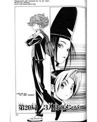 Hikaru No Go 20 : the Third Member Volume Vol. 20 by Yumi, Hotta