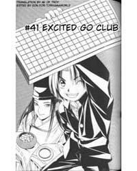 Hikaru No Go 41 : Excited Go Club Volume Vol. 41 by Yumi, Hotta