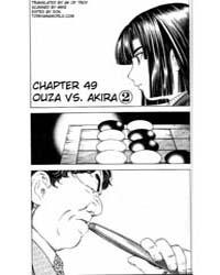 Hikaru No Go 49 : Ouza Vs Akira 2 Volume Vol. 49 by Yumi, Hotta