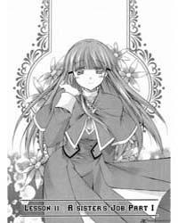 Holy Hearts 11 : a Sister's Job 1 Volume Vol. 11 by Yukari, Higa
