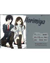 Horimiya 3 Volume No. 3 by Hero
