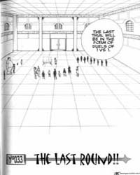 Hunter X Hunter 33 : the Last Round Volume No. 33 by Togashi, Yoshihiro