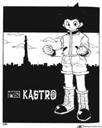 Hunter X Hunter 52 : Kastro Volume No. 52 by Togashi, Yoshihiro