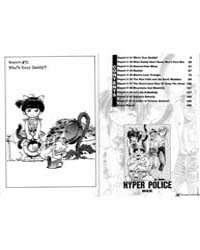 Hyper Police 5: Volume 5 by Mee
