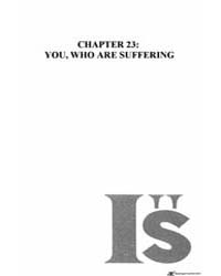 Is 23 : You, Who Are Suffering Volume Vol. 23 by