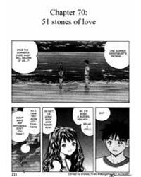Is 70 : 51 Stones of Love Volume Vol. 70 by