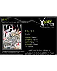 Ichi 1: the Patriot 1 Volume No. 1 by Kan, Shimozawa