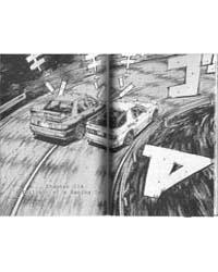 Initial D 114: Twilight of a Racing Idol Volume Vol. 114 by Shigeno, Shuichi