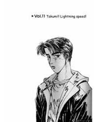 Initial D 11: Takumi!! Lightning Speed! Volume Vol. 11 by Shigeno, Shuichi
