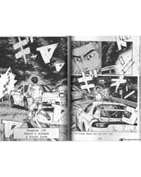 Initial D 125: There's Always a First Lo... Volume Vol. 125 by Shigeno, Shuichi