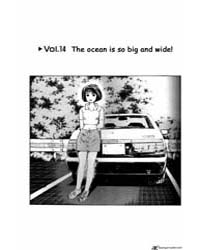 Initial D 14: the Ocean is So Big and Wi... Volume Vol. 14 by Shigeno, Shuichi