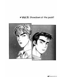 Initial D 15: Showdown at the Peak!! Volume Vol. 15 by Shigeno, Shuichi