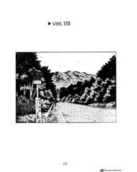 Initial D 173: First Snow Volume Vol. 173 by Shigeno, Shuichi