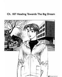 Initial D 187: Footsteps of Spring Volume Vol. 187 by Shigeno, Shuichi