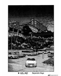 Initial D 190: Separate Ways Volume Vol. 190 by Shigeno, Shuichi