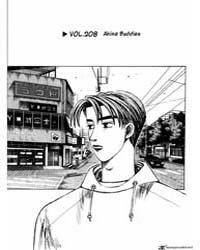 Initial D 208: Akine Buddies Volume Vol. 208 by Shigeno, Shuichi