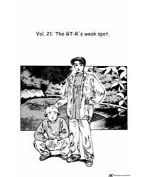 Initial D 21: the Gt-r's Weak Spot Volume Vol. 21 by Shigeno, Shuichi