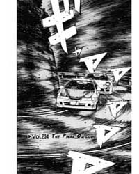 Initial D 234: the Final Ourcome Volume Vol. 234 by Shigeno, Shuichi