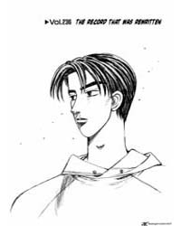 Initial D 236: the Record That Was Rewri... Volume Vol. 236 by Shigeno, Shuichi