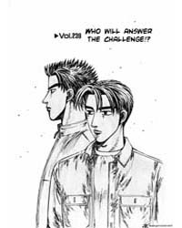 Initial D 239: Who will Answer the Chall... Volume Vol. 239 by Shigeno, Shuichi