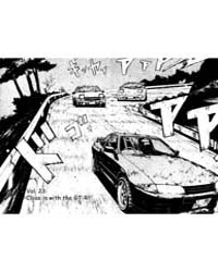 Initial D 23: Close in with the Gt-r!! Volume Vol. 23 by Shigeno, Shuichi