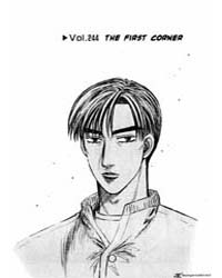 Initial D 244: the First Corner Volume Vol. 244 by Shigeno, Shuichi