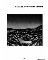 Initial D 258: Nightmarish Vehicle Volume Vol. 258 by Shigeno, Shuichi