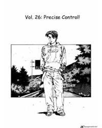 Initial D 26: Precise Control! Volume Vol. 26 by Shigeno, Shuichi
