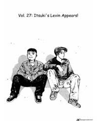 Initial D 27: Itsuki's Levin Appears! Volume Vol. 27 by Shigeno, Shuichi