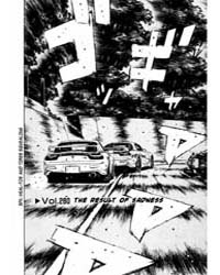 Initial D 280: the Sad Result Volume Vol. 280 by Shigeno, Shuichi