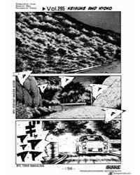 Initial D 285: Keisuke and Kyoko Volume Vol. 285 by Shigeno, Shuichi