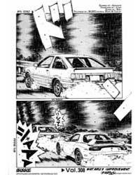 Initial D 308: Wataru's Improvement Part... Volume Vol. 308 by Shigeno, Shuichi