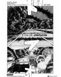 Initial D 318: Confusion Part 1 Volume Vol. 318 by Shigeno, Shuichi