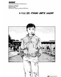 Initial D 320: Itsuki Gets Lucky Part 1 Volume Vol. 320 by Shigeno, Shuichi