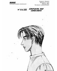 Initial D 322: Confusion and Loneliness ... Volume Vol. 322 by Shigeno, Shuichi