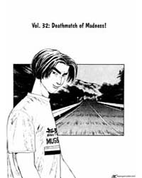 Initial D 32: Deathmatch of Madness! Volume Vol. 32 by Shigeno, Shuichi