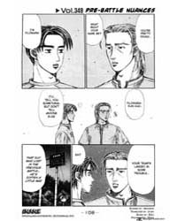 Initial D 349: Pre Battle Nuances Volume Vol. 349 by Shigeno, Shuichi