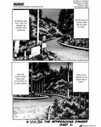 Initial D 354: the Approaching Danger Pa... Volume Vol. 354 by Shigeno, Shuichi