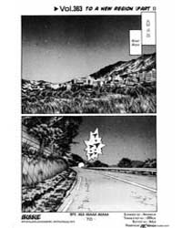 Initial D 363: to a New Region Part 1 Volume Vol. 363 by Shigeno, Shuichi