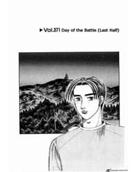 Initial D 371: Showdown Part 2 Volume Vol. 371 by Shigeno, Shuichi