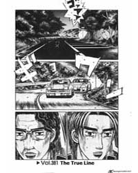 Initial D 381: the True Line Volume Vol. 381 by Shigeno, Shuichi