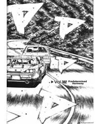 Initial D 382: Predetermined Harmony Par... Volume Vol. 382 by Shigeno, Shuichi
