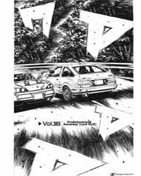 Initial D 383: Predetermined Harmony Par... Volume Vol. 383 by Shigeno, Shuichi