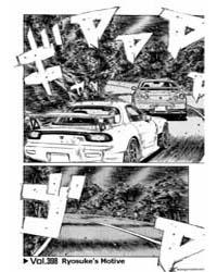 Initial D 398: Ryosuke's Motive Part 1 Volume Vol. 398 by Shigeno, Shuichi