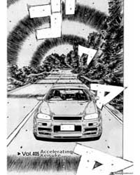 Initial D 405: Accelerating Keisuke Part... Volume Vol. 405 by Shigeno, Shuichi