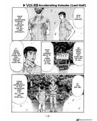 Initial D 406: Accelerating Keisuke Part... Volume Vol. 406 by Shigeno, Shuichi