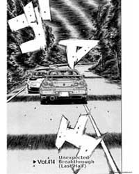 Initial D 414: Unexpected Breakthrough P... Volume Vol. 414 by Shigeno, Shuichi